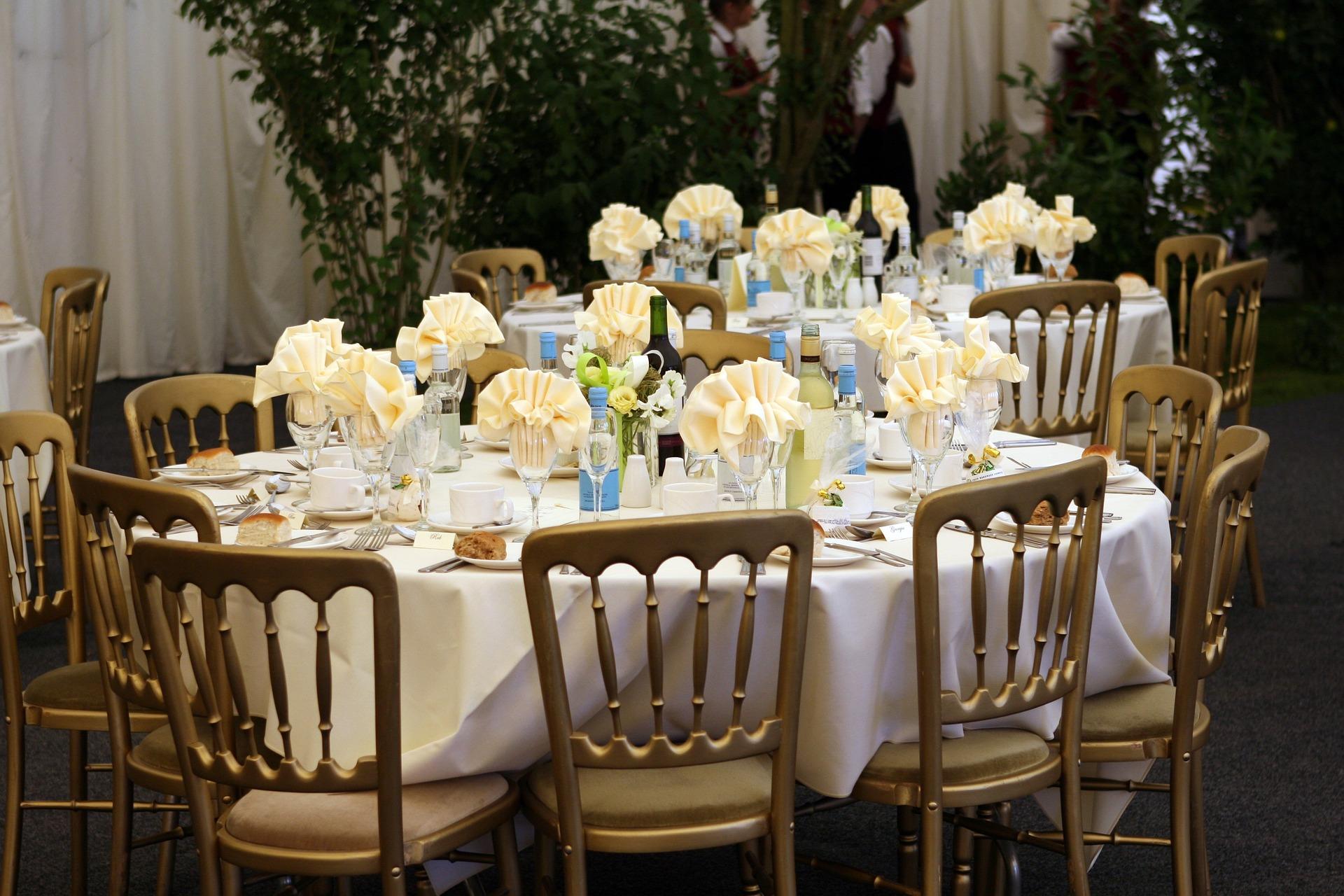 Catering na różne uroczystości